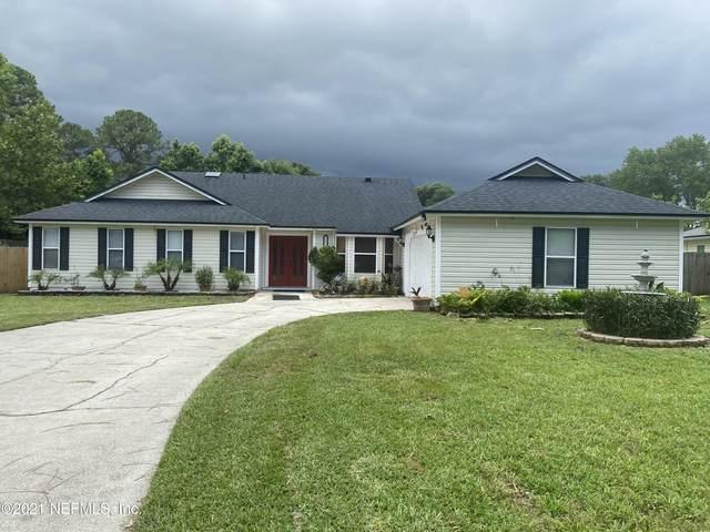 8828 Bandera Cir S, Jacksonville, FL 32244 (MLS #1114092) :: Noah Bailey Group