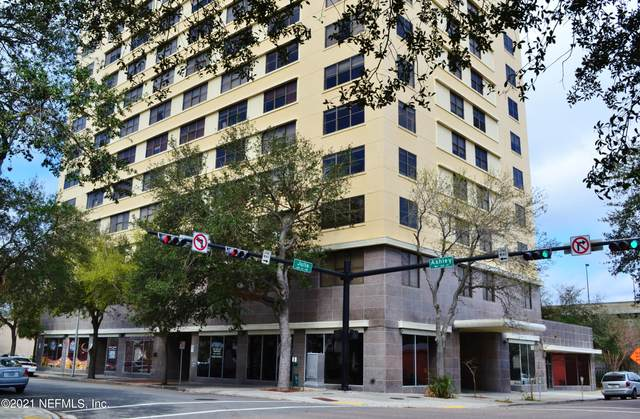 311 W Ashley St #806, Jacksonville, FL 32202 (MLS #1114100) :: The Newcomer Group