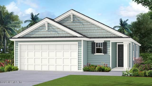 393 Caminha Rd, St Augustine, FL 32084 (MLS #1114106) :: Bridge City Real Estate Co.