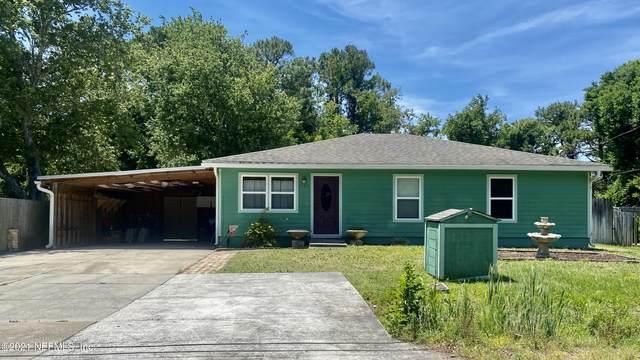 266 Venetian Blvd, St Augustine, FL 32095 (MLS #1114121) :: Bridge City Real Estate Co.