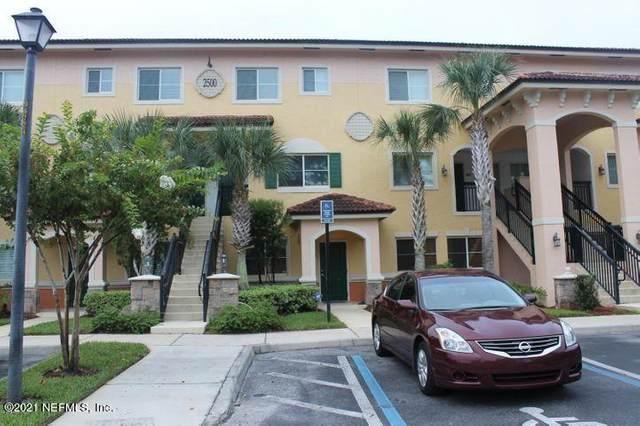 9745 Touchton Rd #2525, Jacksonville, FL 32246 (MLS #1114184) :: The Huffaker Group