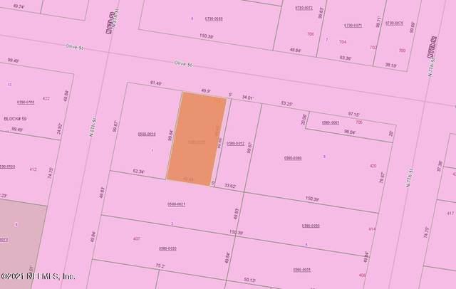 715 Olive St, Palatka, FL 32177 (MLS #1114185) :: EXIT Real Estate Gallery