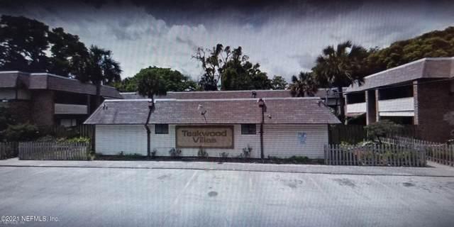 1200 Bretta St #19, Jacksonville, FL 32211 (MLS #1114207) :: Berkshire Hathaway HomeServices Chaplin Williams Realty