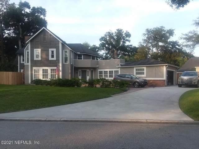 13853 Ketch Cove Dr, Jacksonville, FL 32224 (MLS #1114265) :: The Hanley Home Team