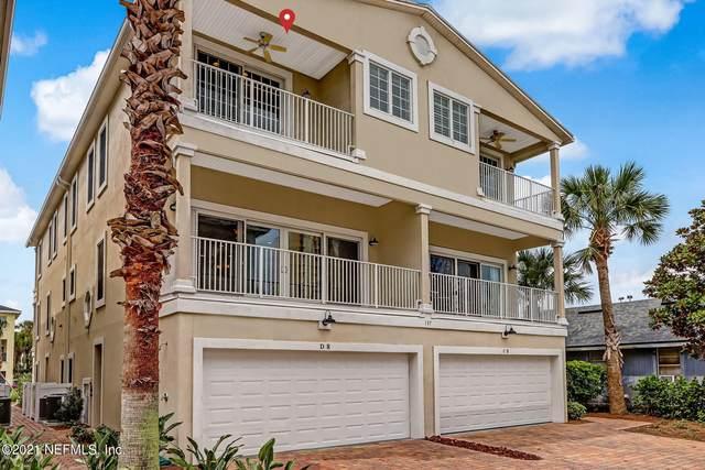 137 3RD Ave S D-R, Jacksonville Beach, FL 32250 (MLS #1114341) :: The Hanley Home Team