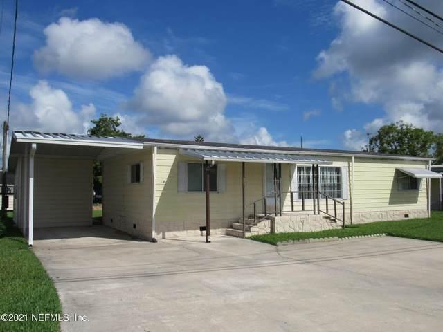 147 Paradise Dr, Welaka, FL 32193 (MLS #1114360) :: EXIT Real Estate Gallery