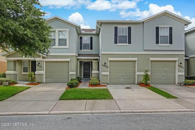 6700 Bowden Rd #1402, Jacksonville, FL 32216 (MLS #1114376) :: Noah Bailey Group