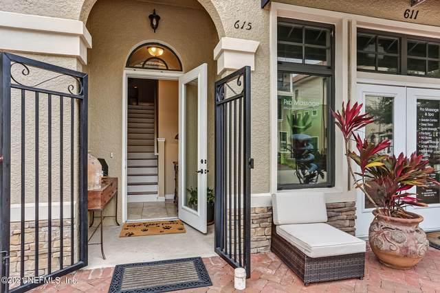 615 Market St, St Augustine, FL 32095 (MLS #1114392) :: Century 21 St Augustine Properties