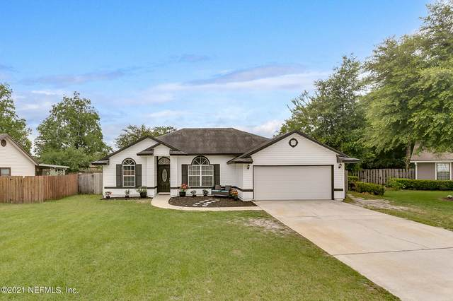 3195 Michaels Ct, GREEN COVE SPRINGS, FL 32043 (MLS #1114412) :: The Newcomer Group
