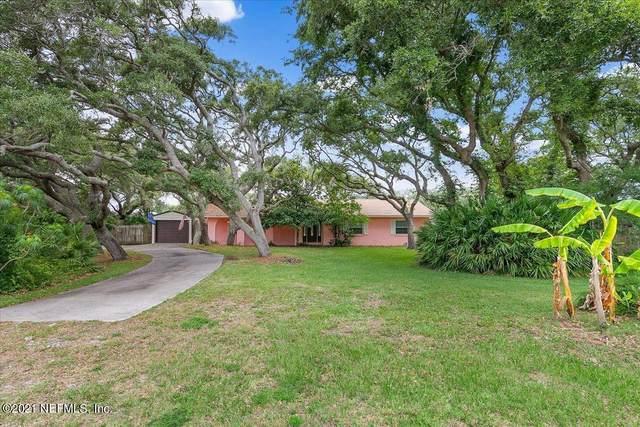 408 Seventeenth St, St Augustine, FL 32084 (MLS #1114426) :: Bridge City Real Estate Co.