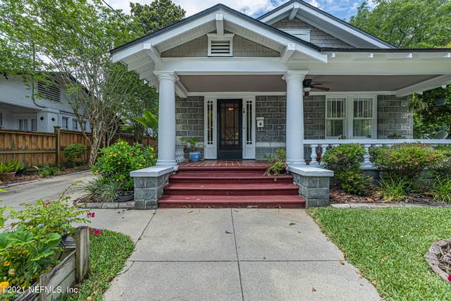 1326 Belvedere Ave, Jacksonville, FL 32205 (MLS #1114459) :: EXIT Real Estate Gallery