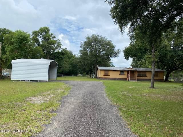 2296 Arrowhead Ave, Middleburg, FL 32068 (MLS #1114484) :: Noah Bailey Group