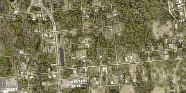 0 Martin St, St Augustine, FL 32084 (MLS #1114508) :: The Huffaker Group