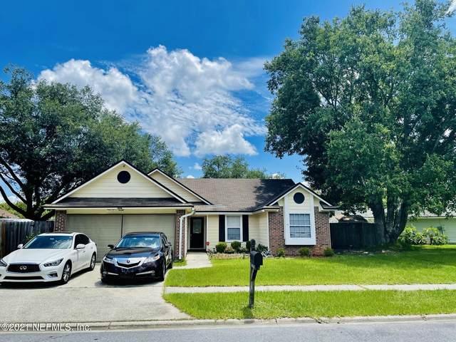 8587 Bandera Cir W, Jacksonville, FL 32244 (MLS #1114526) :: EXIT Inspired Real Estate