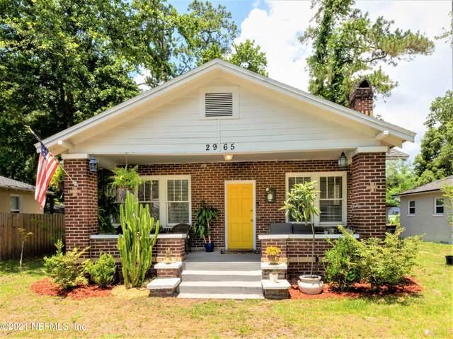 2965 Myra St, Jacksonville, FL 32205 (MLS #1114555) :: Endless Summer Realty