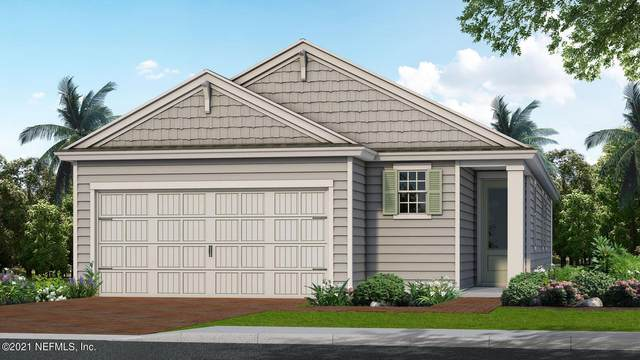 152 Thistleton Way, St Augustine, FL 32092 (MLS #1114580) :: Berkshire Hathaway HomeServices Chaplin Williams Realty