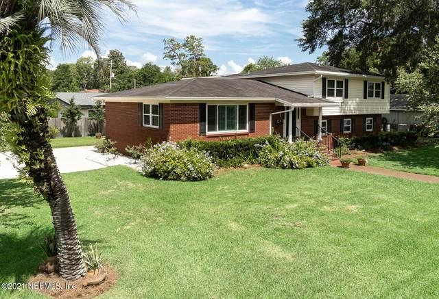 3909 San Bernado Dr, Jacksonville, FL 32217 (MLS #1114602) :: The Randy Martin Team | Watson Realty Corp