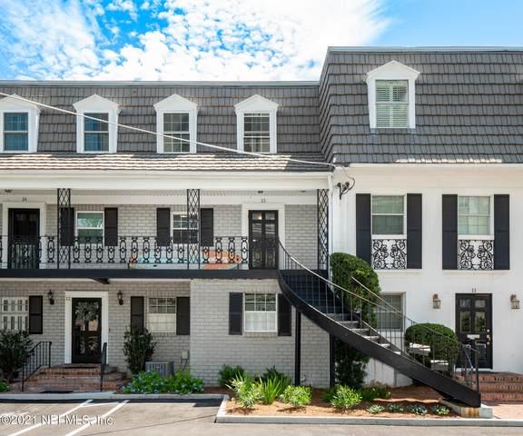 2950 St Johns Ave #15, Jacksonville, FL 32205 (MLS #1114618) :: EXIT Real Estate Gallery