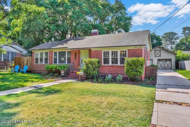 4116 Dover Rd, Jacksonville, FL 32207 (MLS #1114651) :: EXIT Real Estate Gallery