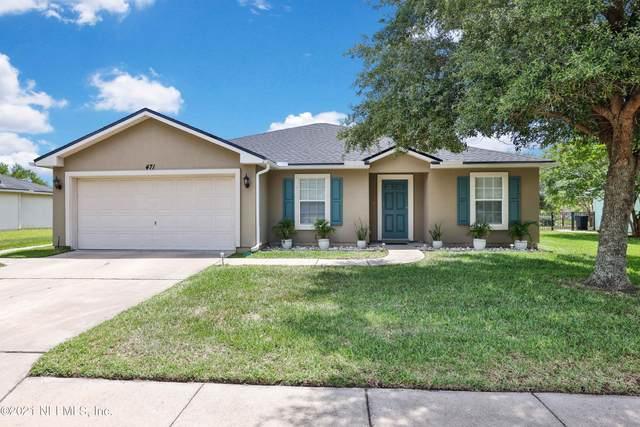 471 S Hamilton Springs Rd, St Augustine, FL 32084 (MLS #1114652) :: CrossView Realty