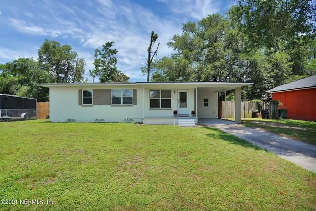 7463 Skye Dr N, Jacksonville, FL 32221 (MLS #1114693) :: Berkshire Hathaway HomeServices Chaplin Williams Realty