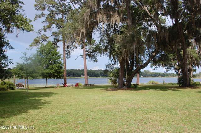 3891 SE State Road 21, Keystone Heights, FL 32656 (MLS #1114704) :: The Newcomer Group