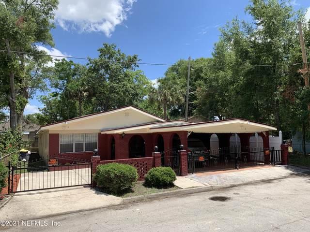 1485 E 26TH St, Jacksonville, FL 32206 (MLS #1114760) :: Keller Williams Realty Atlantic Partners St. Augustine