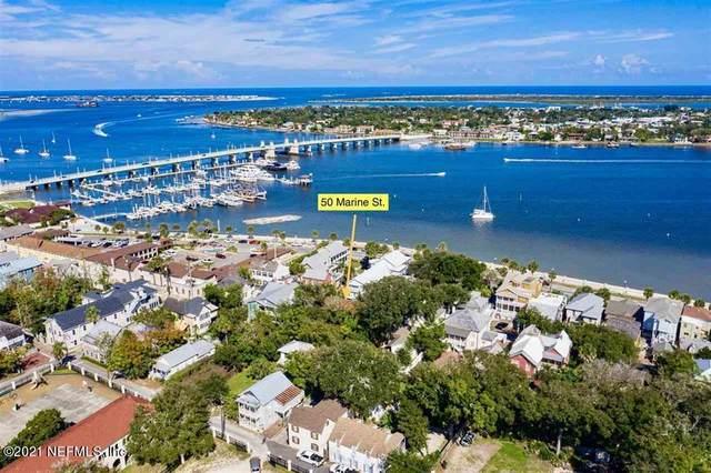 50 Marine St, St Augustine, FL 32084 (MLS #1114767) :: Military Realty
