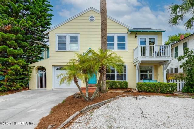 222 North St, Neptune Beach, FL 32266 (MLS #1114781) :: The Huffaker Group
