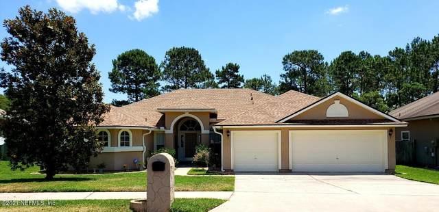 3103 Silverado Cir, GREEN COVE SPRINGS, FL 32043 (MLS #1114784) :: Noah Bailey Group