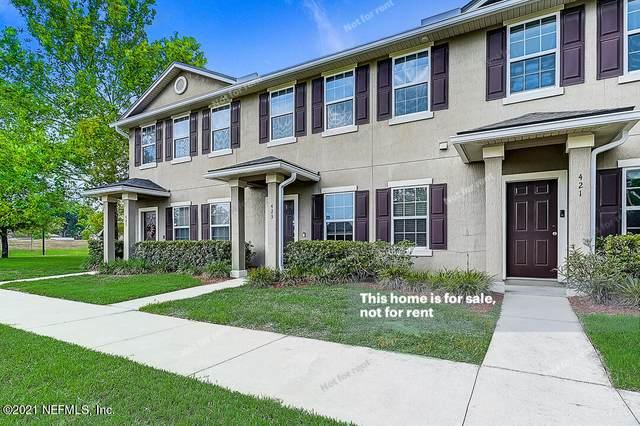 423 Oasis Ln, Orange Park, FL 32073 (MLS #1114792) :: The Hanley Home Team