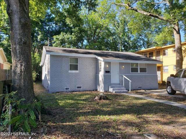 1504 W 27TH St, Jacksonville, FL 32209 (MLS #1114809) :: Noah Bailey Group
