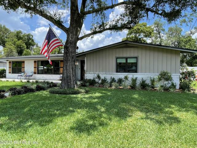 7331 San Carlos Rd, Jacksonville, FL 32217 (MLS #1114830) :: The Randy Martin Team | Watson Realty Corp