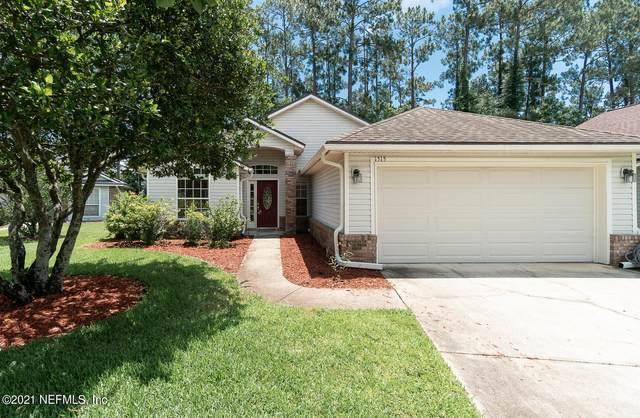 1515 Linkside Dr, Orange Park, FL 32003 (MLS #1114866) :: The Hanley Home Team