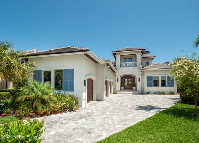 111 Melrose Ct, Ponte Vedra Beach, FL 32082 (MLS #1114876) :: The Perfect Place Team