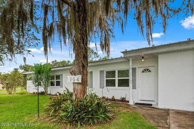 104 Orange Ave, East Palatka, FL 32131 (MLS #1114881) :: EXIT Inspired Real Estate
