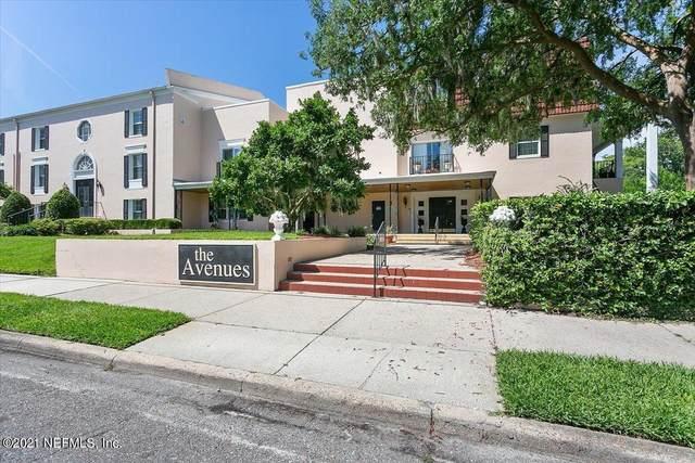 2909 St Johns Ave #32, Jacksonville, FL 32205 (MLS #1114895) :: EXIT Real Estate Gallery