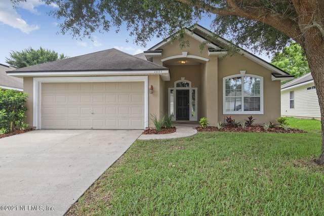 2809 Cross Creek Dr, GREEN COVE SPRINGS, FL 32043 (MLS #1114902) :: Noah Bailey Group