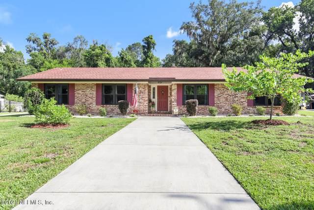 645 Winfred Dr, Orange Park, FL 32073 (MLS #1114916) :: EXIT Real Estate Gallery