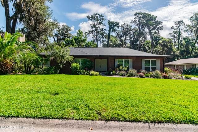 3407 Inlet Ln, Orange Park, FL 32073 (MLS #1114968) :: Bridge City Real Estate Co.