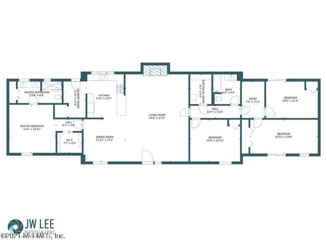 184 Carter Crabtree Rd, East Palatka, FL 32131 (MLS #1114979) :: Memory Hopkins Real Estate