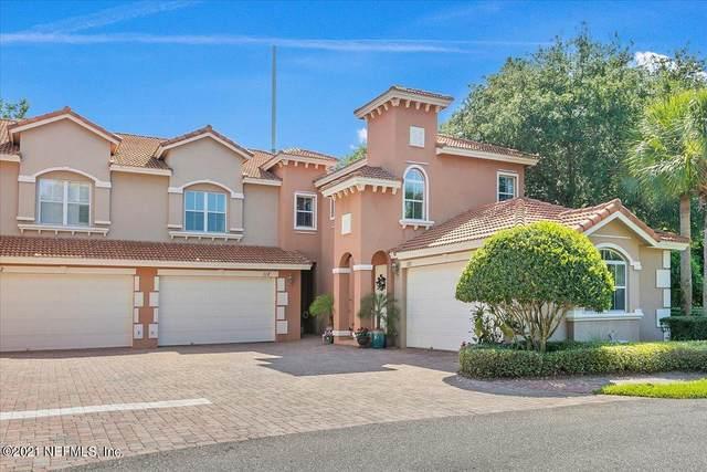 118 Hidden Palms Ln #102, Ponte Vedra Beach, FL 32082 (MLS #1115004) :: The Huffaker Group