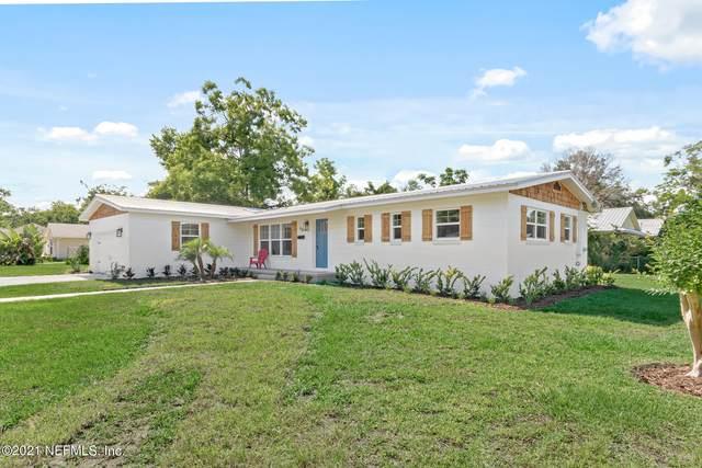 60 Julia St, St Augustine, FL 32084 (MLS #1115008) :: CrossView Realty