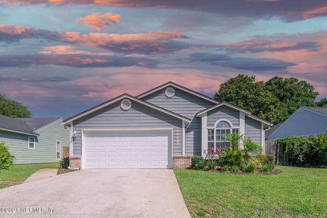 14127 Drakes Point Dr, Jacksonville, FL 32224 (MLS #1115025) :: The Hanley Home Team