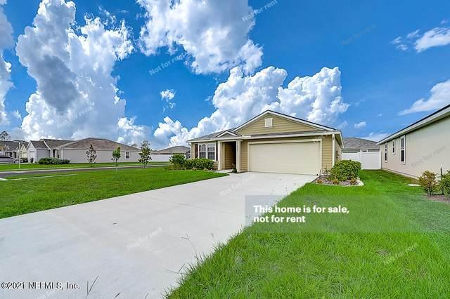 2467 Cold Stream Ln, GREEN COVE SPRINGS, FL 32043 (MLS #1115050) :: Noah Bailey Group