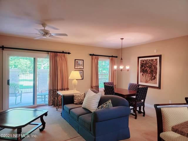 945 Registry Blvd #111, St Augustine, FL 32092 (MLS #1115052) :: EXIT Inspired Real Estate