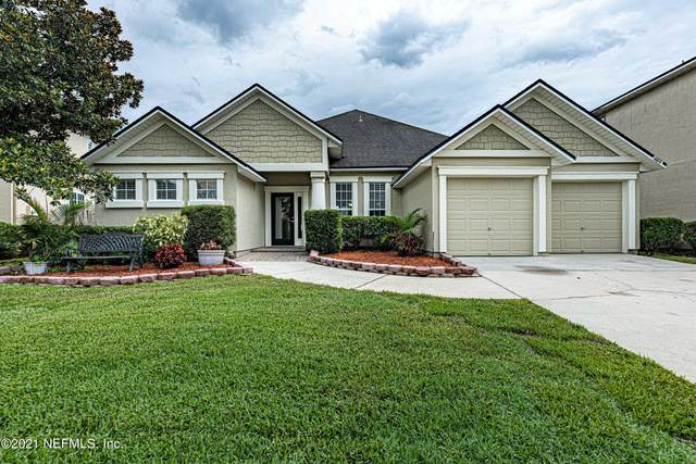489 Millstone Dr, Orange Park, FL 32065 (MLS #1115120) :: EXIT 1 Stop Realty