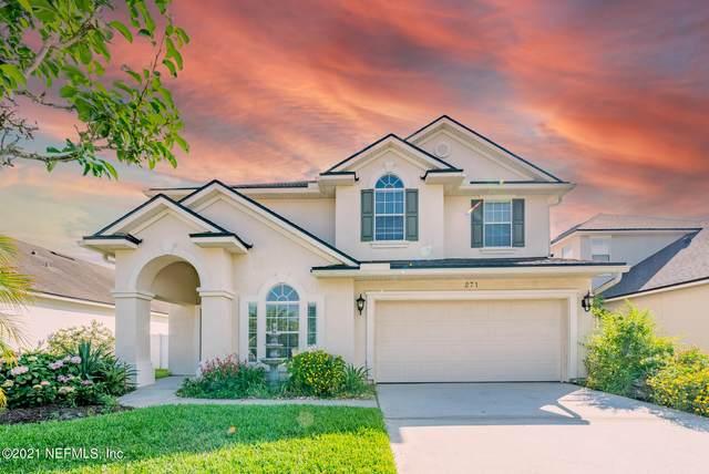 271 Casa Sevilla Ave, St Augustine, FL 32092 (MLS #1115122) :: The Randy Martin Team | Watson Realty Corp