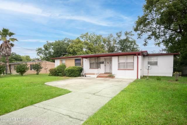 6203 Claret Dr, Jacksonville, FL 32210 (MLS #1115123) :: EXIT 1 Stop Realty