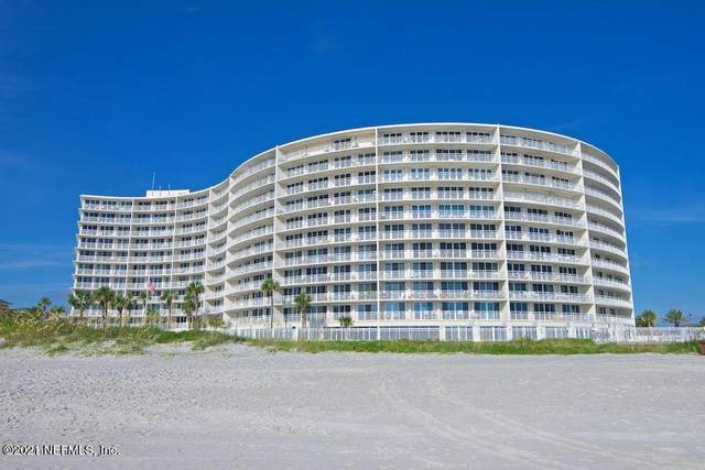 1601 Ocean Dr #309, Jacksonville Beach, FL 32250 (MLS #1115126) :: The Huffaker Group